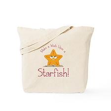 Wish Upon Starfish Tote Bag