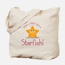 Wish Upon Starfish Tote Bag