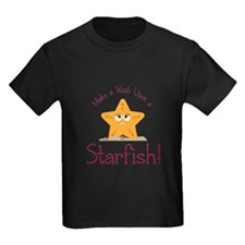 Wish Upon Starfish T-Shirt