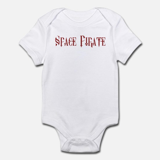 Space Pirate Infant Bodysuit