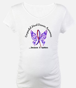 Congenital Heart Disease Butterf Shirt