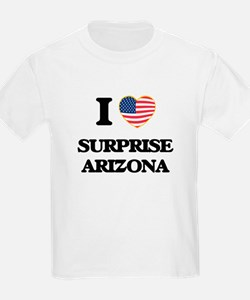 I love Surprise Arizona USA Design T-Shirt