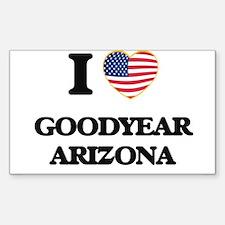 I love Goodyear Arizona USA Design Decal