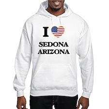 I love Sedona Arizona USA Design Hoodie