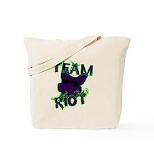 Team Riot Tote Bag