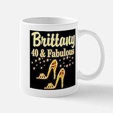 40TH FASHIONISTA Small Small Mug