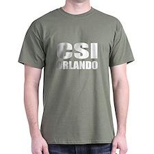 T-Shirt CSI Orlando