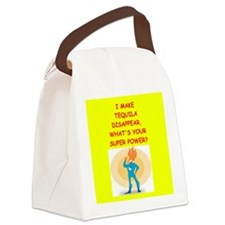 tequila Canvas Lunch Bag