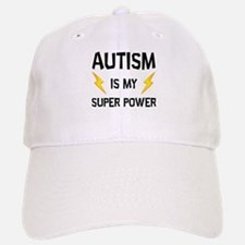 Autism Is My Super Power Baseball Baseball Baseball Cap