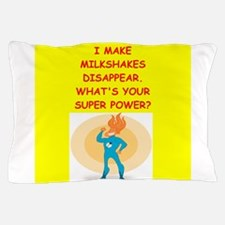 MILKSHAKES Pillow Case
