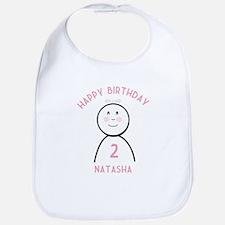 Happy B-day Natasha (2nd) Bib