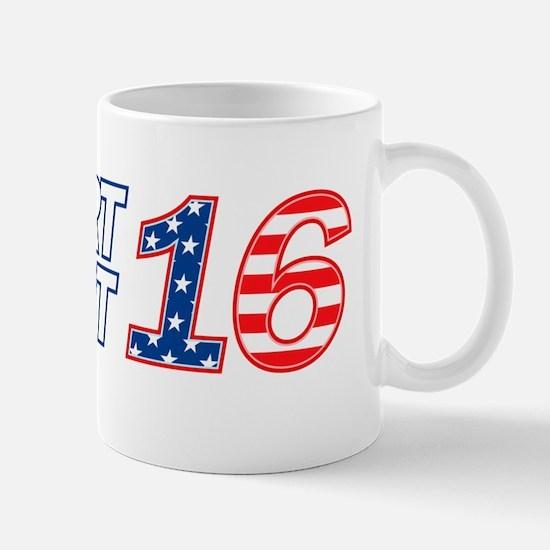 Stewart + Colbert 2016 Mug