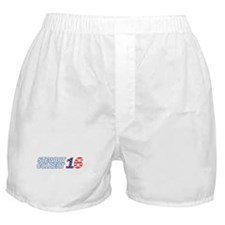 Stewart + Colbert 2016 Boxer Shorts