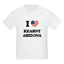 I love Kearny Arizona USA Desig T-Shirt
