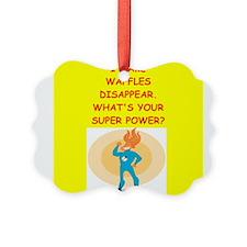 waffles Ornament