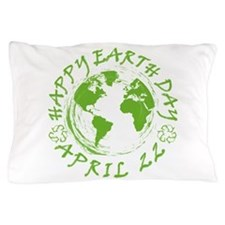 Earth Day Celebration 1 Pillow Case