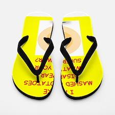 mashed Flip Flops