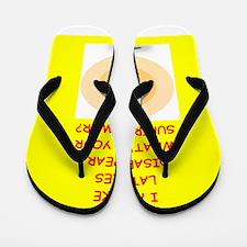 latkes Flip Flops