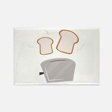 Popping Toast Magnets