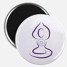 Yoga Symbol Magnets