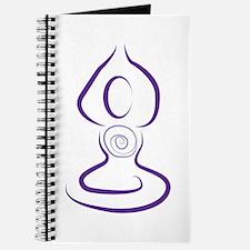 Yoga Symbol Journal