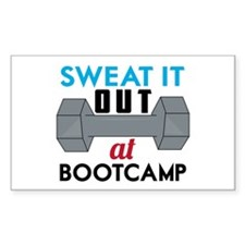Sweat It Out Decal