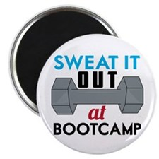 Sweat It Out Magnets