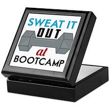Sweat It Out Keepsake Box