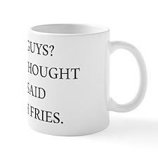 Cute Guys? I Thought You Mug