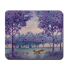 Wandering Fox Mousepad