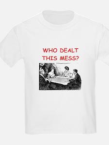 funny bridge joke on gifts and t-shirts T-Shirt