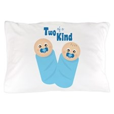 Two of a Kind Pillow Case