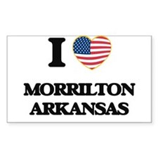 I love Morrilton Arkansas USA Design Decal