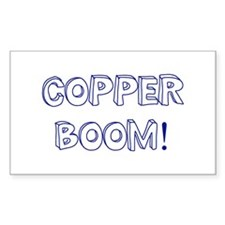 Gilmore Girls Copper Boom! Decal