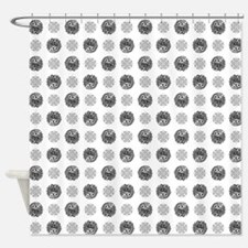 TILES Shower Curtain