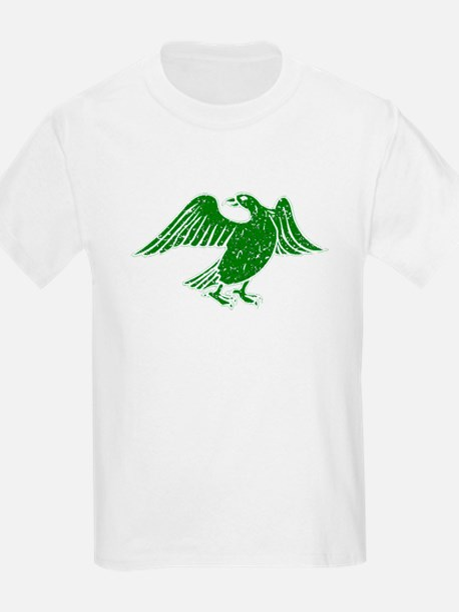 Distressed Green Duck T-Shirt