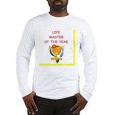 a funny bridge joke on gifts a Long Sleeve T-Shirt