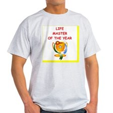 a funny bridge joke on gifts and t-s T-Shirt