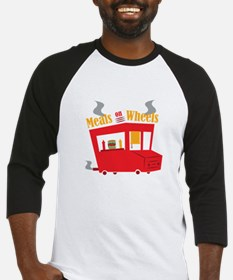 Meals On Wheels Baseball Jersey