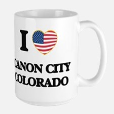 I love Canon City Colorado USA Design Mugs