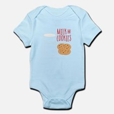 Milk And Cookies Body Suit