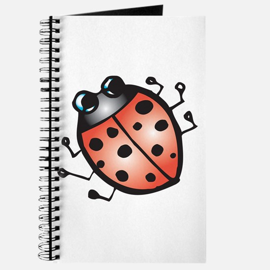 Silly Little Ladybug Journal