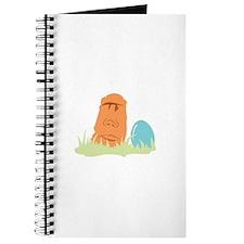 Tropical Easter Egg Journal