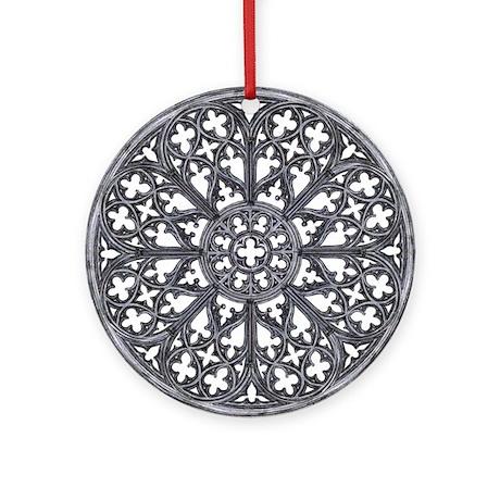 Gothic Ornament (Round)