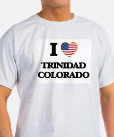 I love Trinidad Colorado USA Design T-Shirt