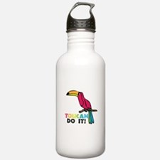 Toucan Do It Water Bottle