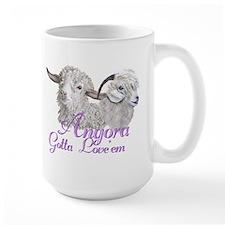 Angora Goat Gotta Love'em Mug