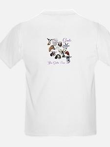Angora Goat Gotta Love'em T-Shirt