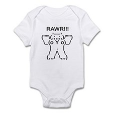 Prophecy of Darkness Infant Bodysuit