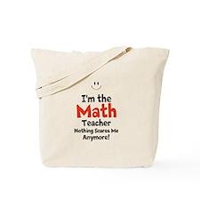 Im the Teacher Tote Bag